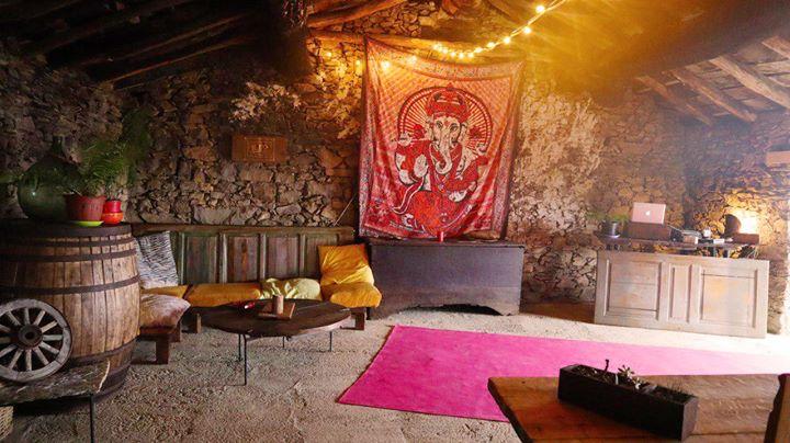 Il sottotetto della casa Arancione, spazio gia' …