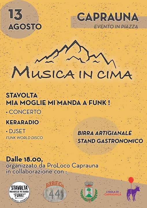 Domani, don't miss it